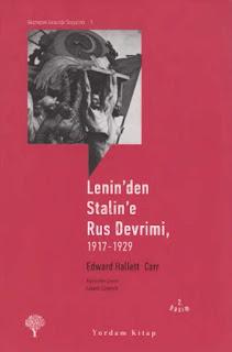 Edward Hallett Carr - Lenin'den Staline'e Rus Devrimi 1917-1929