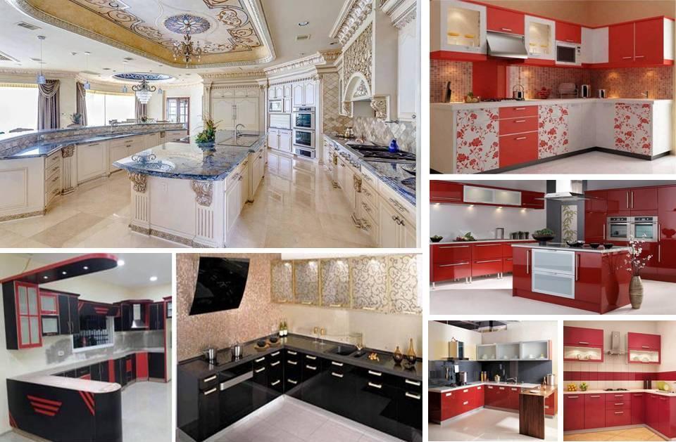 20 Modern Custom Kitchen Cabinets Designs