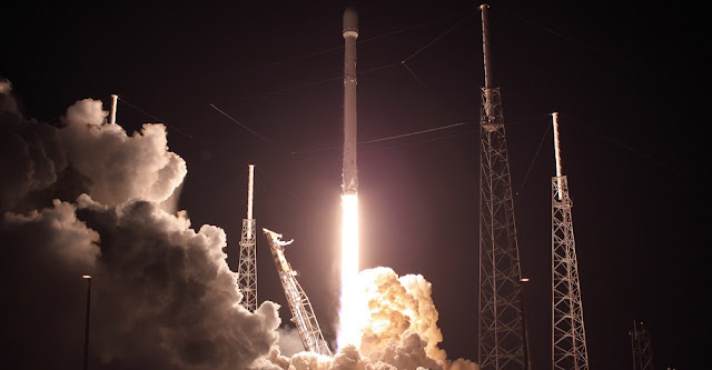 SpaceX launched the classified Zuma mission on Jan. 7, 2018 and some sources have suggested that the payload was lost. Photo Credit: Mike Deep / SpaceFlight Insider