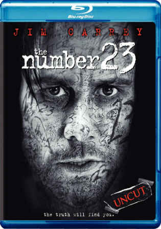 The Number 23 2007 BRRip 300MB Hindi Dual Audio 480p