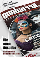 Gunbarrel, Magazin des James Bond Club Deutschland