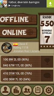 Aplicación Dr. Shogi. Una sencilla aplicación para jugar a shogi online y offline.