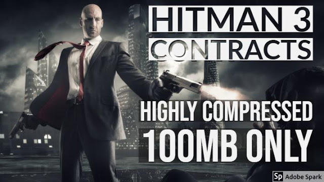 Hitman 3 game free download full version for PC Compressed