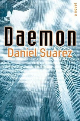 Daemon by Daniel Suarez - book cover