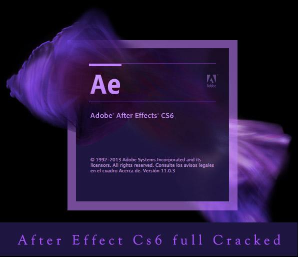 keygen adobe after effect cs6