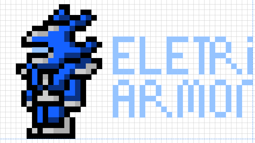Pixel Art Terraria Armour Related Keywords & Suggestions