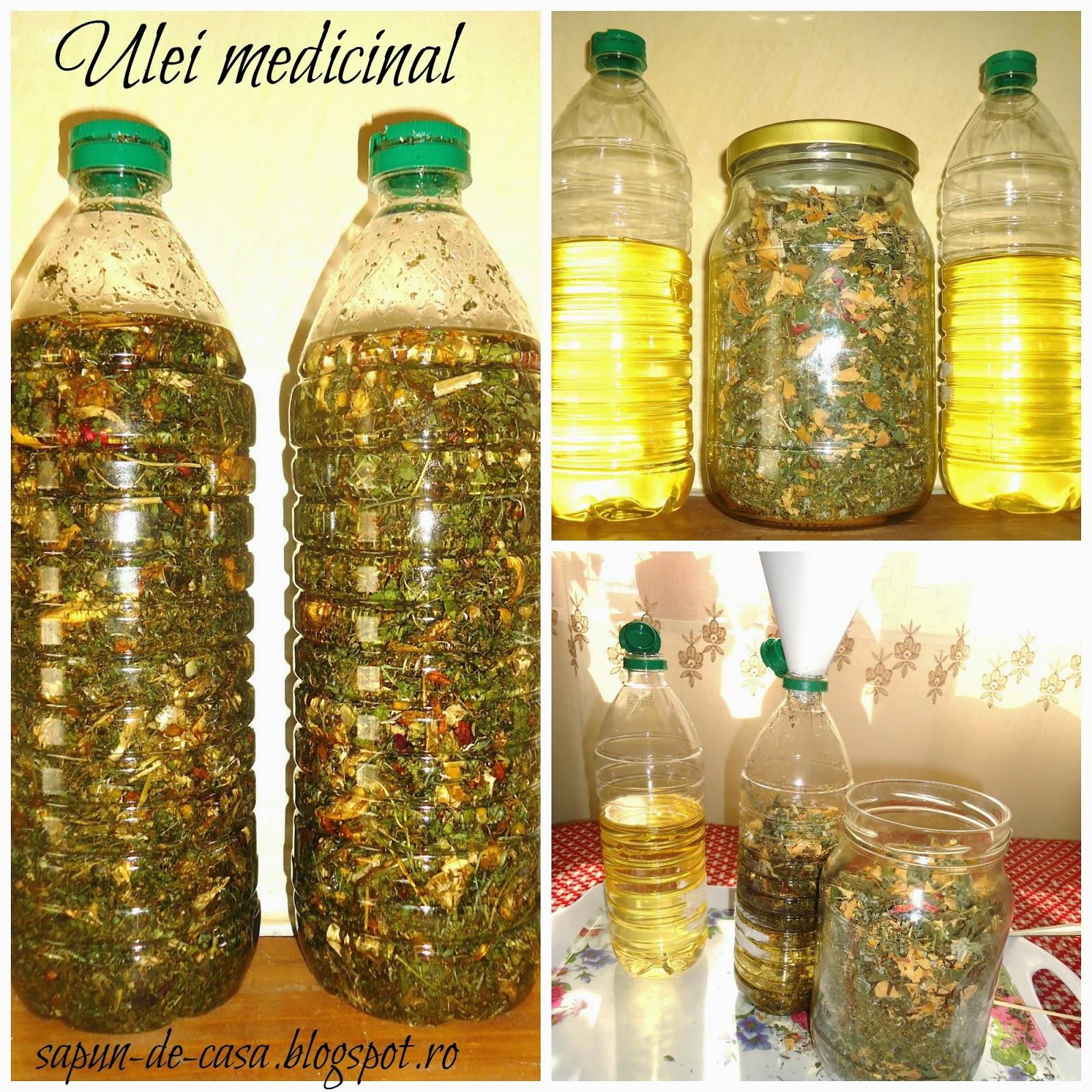 ulei cu varicoză