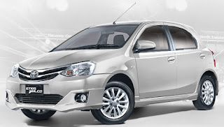Harga Toyota Etios Valco Silver Metallic di Pontianak