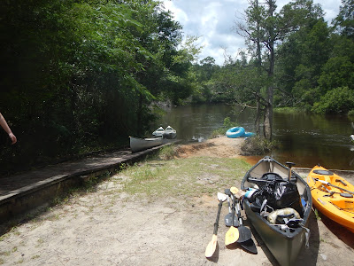 Father's Day on the Blackwater River