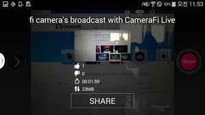 CameraFi Live Mod Apk