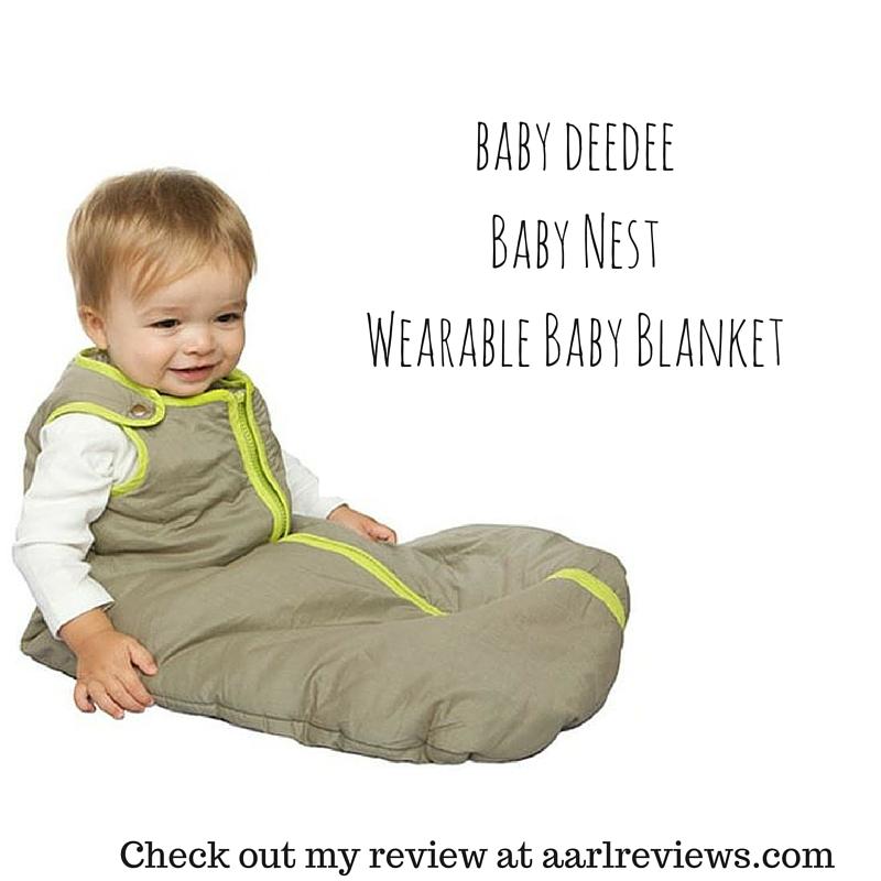 Baby DeeDee Sleep Nest For the Coziest Baby - Amy & Aron's