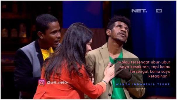 Kutipan Kata Kata Gombal Lucu Dari Acara Waktu Indonesia Timur