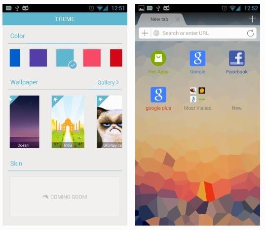 Browser Android Cepat dan Aman