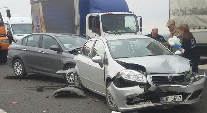 Diyarbakır-Ergani Karayolunda trafik kazası: 4 yaralı