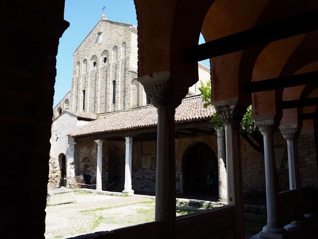 Torcello, Venezia, basilica