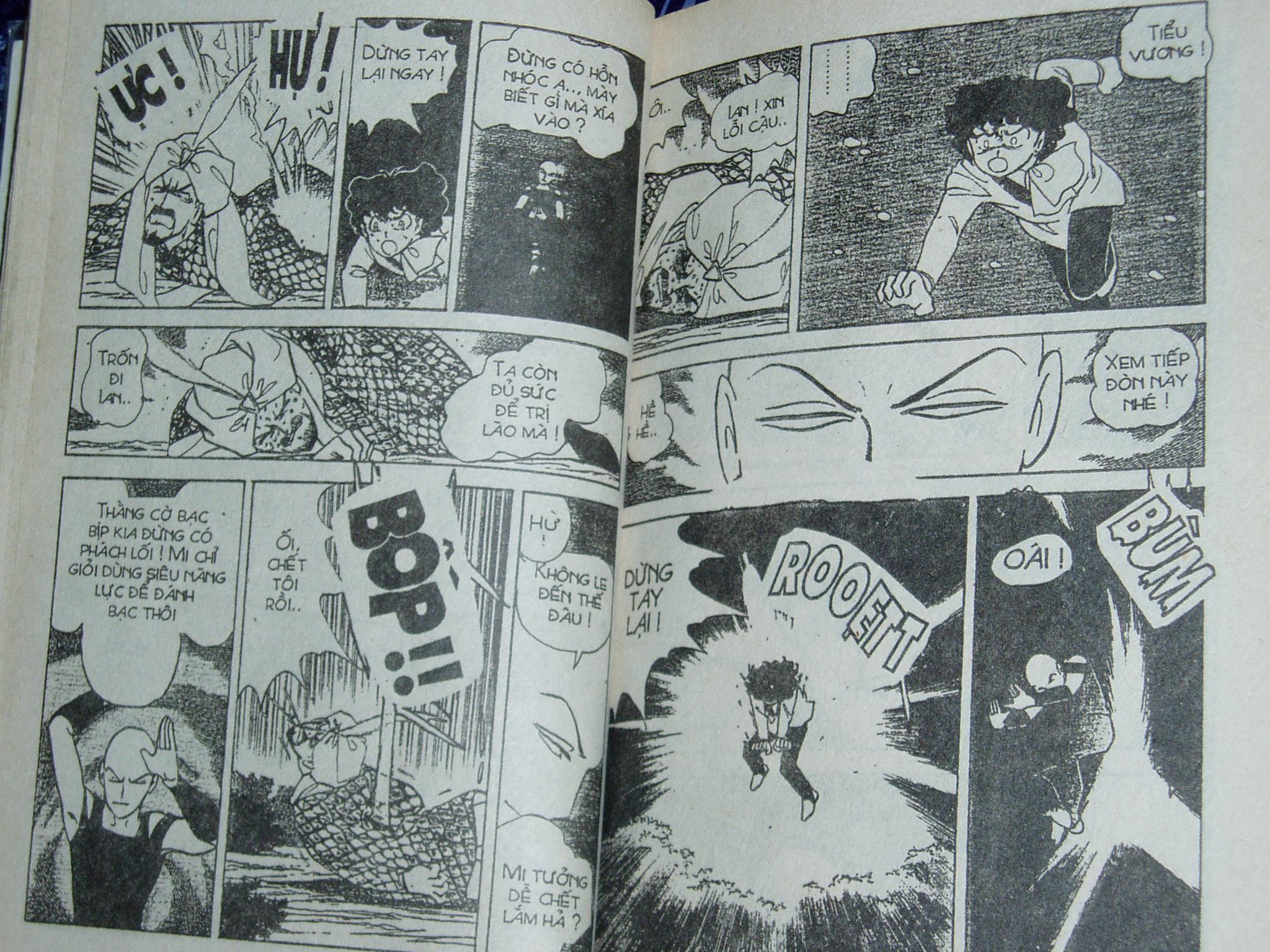 Siêu nhân Locke vol 14 trang 30