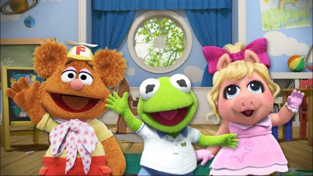 Una nueva serie de los Muppets Babies está en camino
