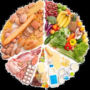 Resultado de imagen de Alimentación saludable