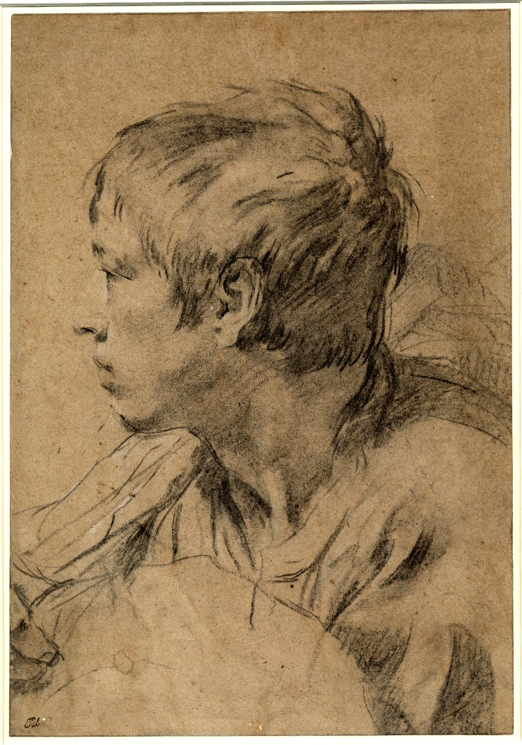 Spencer Alley: 18th-century Italian Figure Drawings