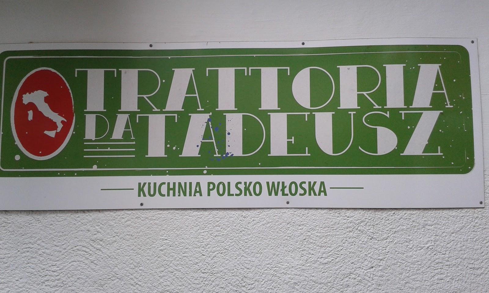 Kuchenne Rewolucje Naszymi Oczami Trattoria Da Tadeusz Bielsko Biala