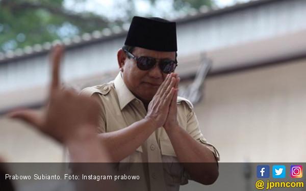 Masih Single, Pak Prabowo Lebih Menarik bagi Emak - Emak