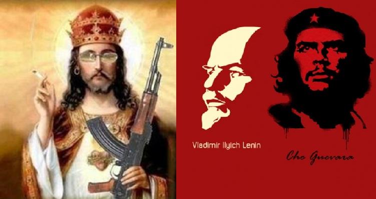 Έρχεται ο «Ιησούς Χριστός του Μαρξισμού»