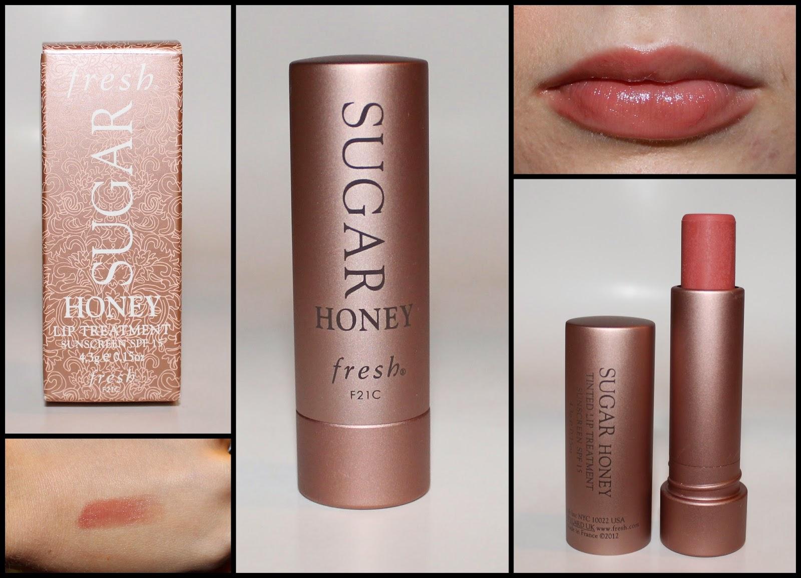 1cea47849e57e Beyond Blush  Fresh Sugar Lip Treatment SPF 15 in Honey