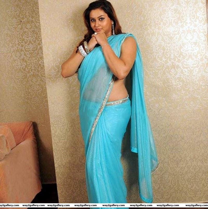 Namitha Hot Saree new hot pics