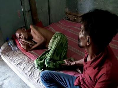 Pemuda Miskin Penderita Gagal Ginjal  Ini Tak Tersentuh BPJS Kesehatan
