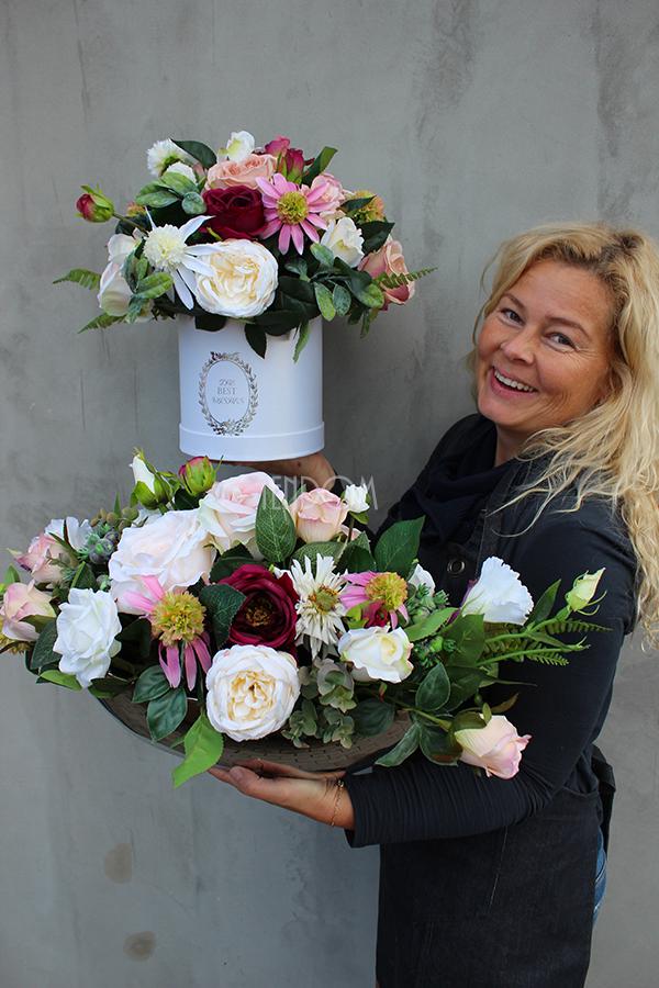 Kwiaty od tendom.pl to inwestycja w dekoracje
