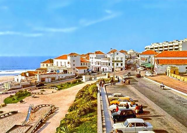 Praia das Maças em Portugal