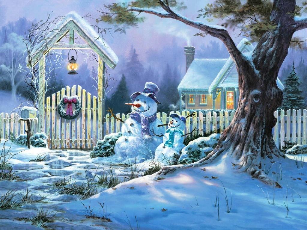 Christmas Scene Screensaver Wallpaper: Christmas Wallpapers: November 2011