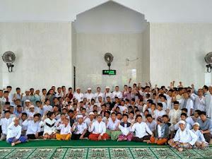 Yayasan Sulaimaniyyah Silaturrahim ke Pesantren Hidayatullah Depok