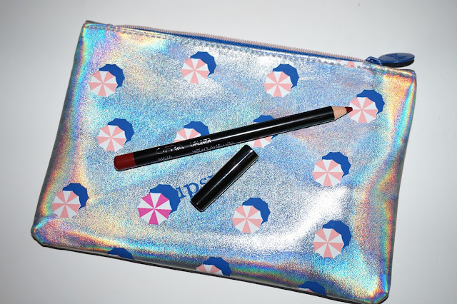 ipsy bag july ofra lip liner