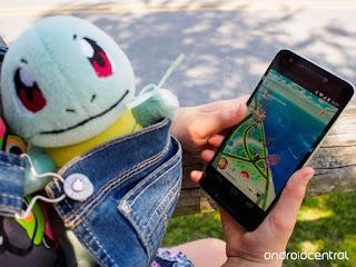 Pokemon Go Telah Membuka Peluang Usaha Jasa Transportasi
