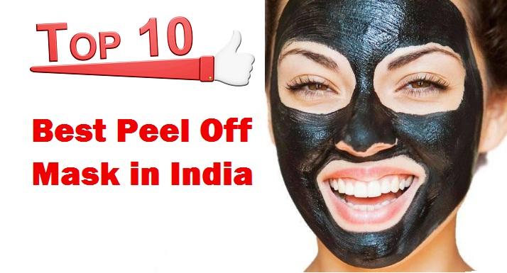 Best Peel Off Mask in India