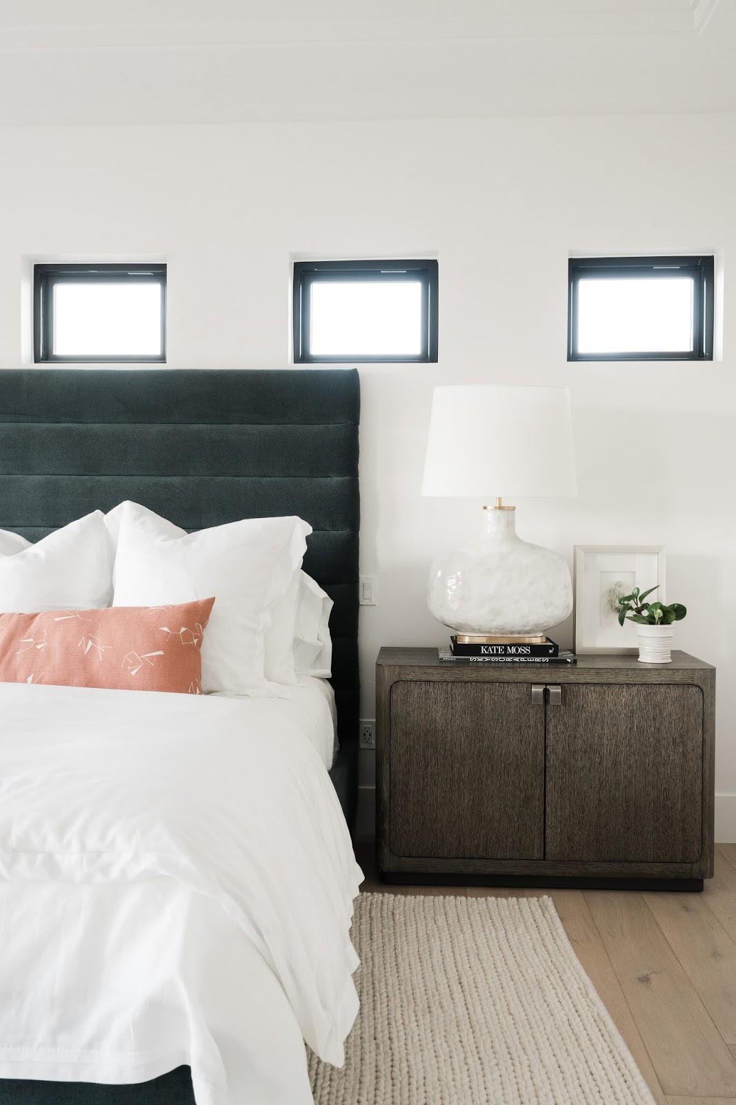 Master Bedroom Design, Modern Wood Dresser