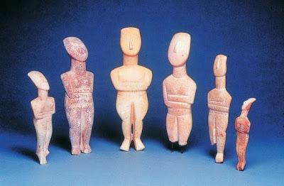 Η ζωή πριν από 5.000 χρόνια στις Κυκλάδες