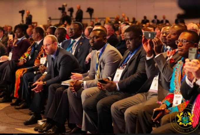 """""""We Are Building A Resilient Economy In Ghana"""" – President Akufo-Addo"""