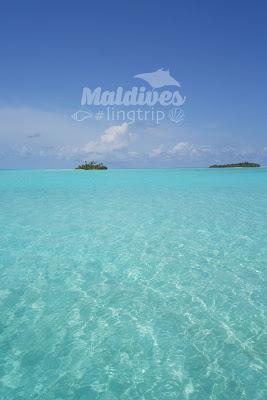 Maldives terletak di