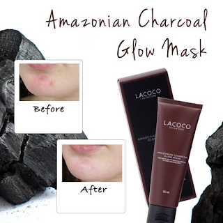 Review Lacoco Amazonian Charcoal Glow Mask Nasa