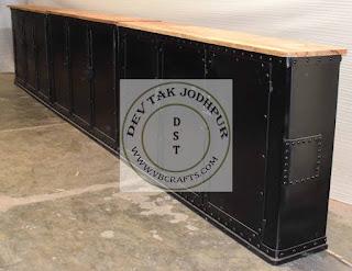 industrial furniture vintage style