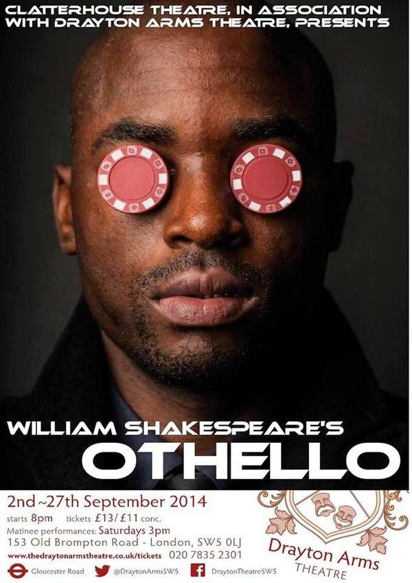 Othello @ The Drayton Arms | THE GIZZLE REVIEW