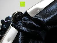 oben: Sumolux Schöne Handtasche Tasche Partytasche Abendtasche Tasche für Frauen Tasche für Damen Lila