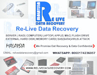 DATA RECOVERY CLEAN ROOM FACILITY
