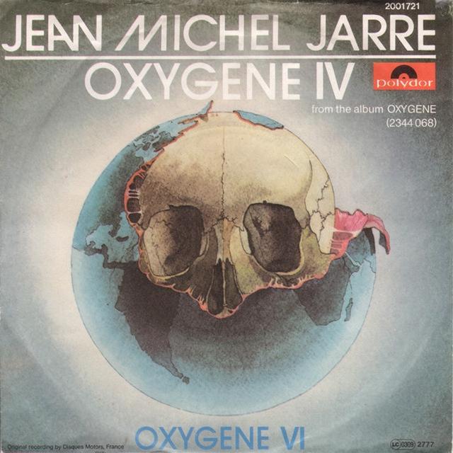 Oxygene IV. Jean Michel Jarre
