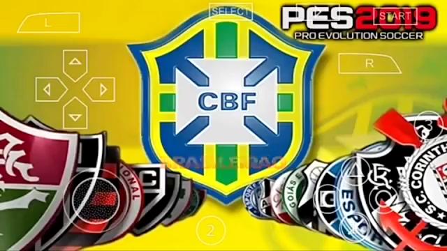 SAIU!! PES 2019 COM BRASILEIRÃO NARRAÇÃO NIVALDO PIETRO PARA PPSSPP/PSP/PC/ANDROID