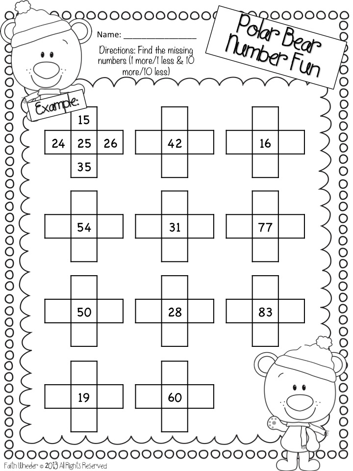 Erica Bohreru0027s First Grade 120 Chart smurf Pinterest 120 - new math coloring pages 4th grade