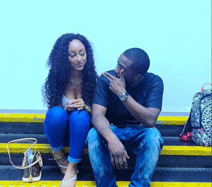 Ice Prince may have secretly married alleged Girlfriend.(photos)