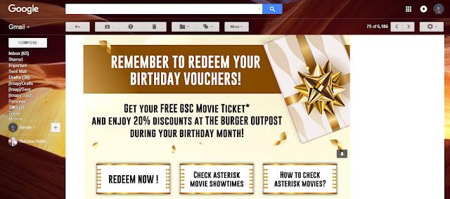 Dapatkan Tiket Wayang Percuma Pada Hari Lahir Anda